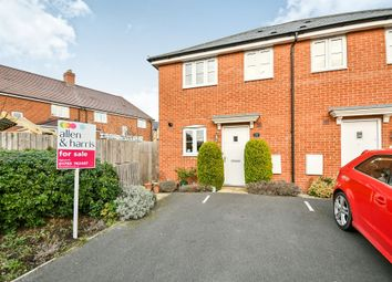 Thumbnail 2 bedroom semi-detached house for sale in Palmer Road, Faringdon