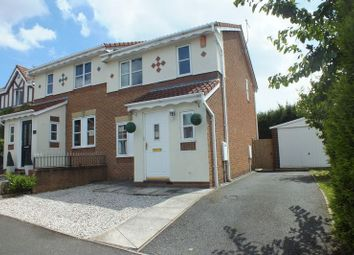Thumbnail 3 bed semi-detached house for sale in Boston Close, Tunstall, Stoke-On-Trent