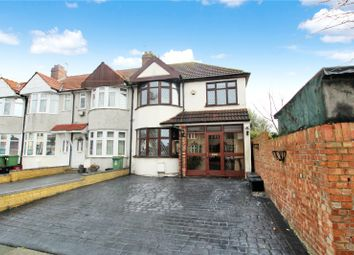 Thumbnail 4 bed end terrace house for sale in Curran Avenue, Sidcup, Kent