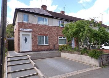 Thumbnail 2 bed semi-detached house for sale in Thurcaston Road, Leicester