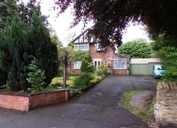 Thumbnail 3 bed detached house for sale in Smithy Green, Woodley, Stockport, Greater Manchester