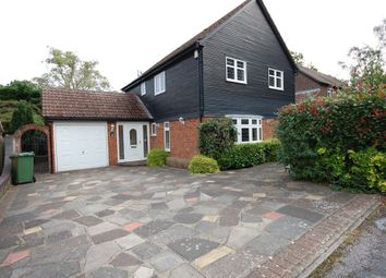 Thumbnail Detached house for sale in Broome Road, Billericay, Essex