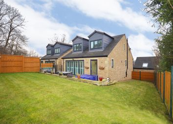Thumbnail 4 bed detached house for sale in Greenhead Avenue, Huddersfield, West Yorkshire