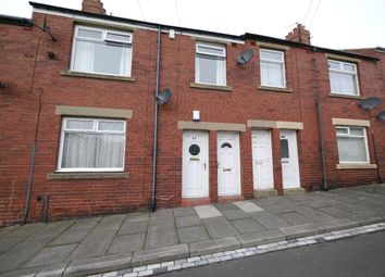 Thumbnail 2 bed flat to rent in Ravensworth Street, Wallsend