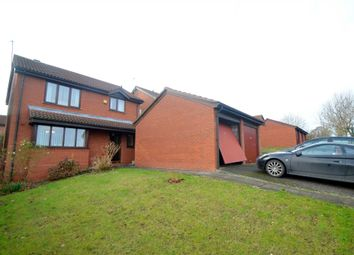 Thumbnail 3 bedroom detached house for sale in Beverley Place, Springfield, Milton Keynes