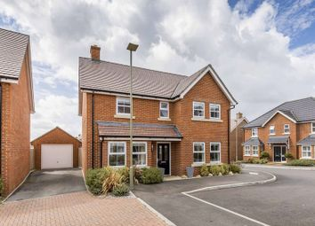 Thumbnail 4 bed detached house for sale in Lapwing Close, Emsworth