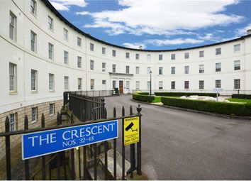 Thumbnail 2 bed flat to rent in The Crescent, Gloucester
