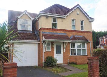 Thumbnail 4 bedroom detached house for sale in Westmead Crescent, Pype Hayes, Erdington, Birmingham