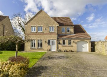 Thumbnail 4 bed detached house for sale in Castle View, Palterton, Chesterfield