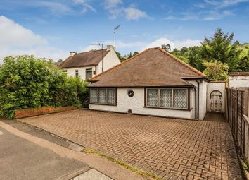 Thumbnail 3 bed detached bungalow for sale in Godstone Road, Whyteleafe, Surrey