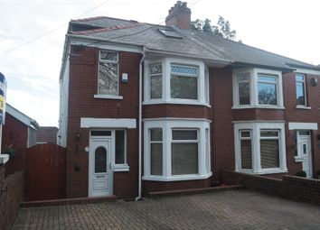 Thumbnail 4 bed semi-detached house for sale in Church Road, Rumney, Cardiff