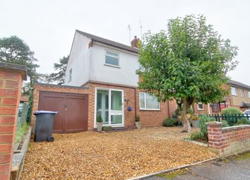 Thumbnail 3 bed semi-detached house for sale in Fairmead Rise, Kingsthorpe, Northampton