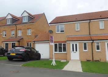 Thumbnail 3 bed semi-detached house to rent in Dixon Way, Coundon, Bishop Auckland