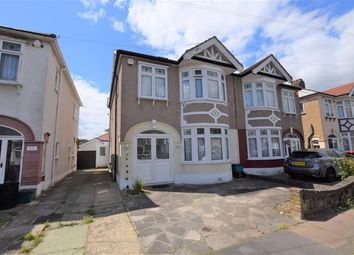 Thumbnail 4 bed semi-detached house for sale in Monkswood Gardens, Clayhall