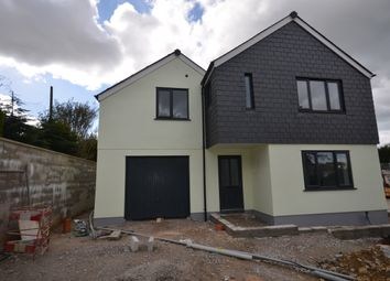 Thumbnail 4 bed detached house for sale in Trewirgie Hill, Redruth