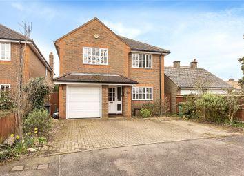 Thumbnail 4 bed detached house for sale in Kipling Way, Harpenden, Hertfordshire