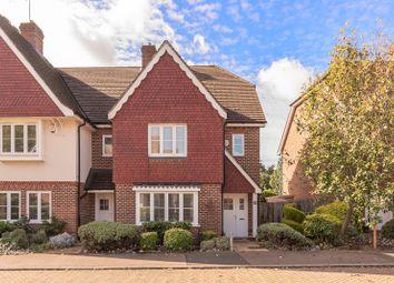 Thumbnail 4 bed semi-detached house for sale in Upper Meadow, Hedgerley Lane, Gerrards Cross, Buckinghamshire