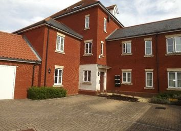 Thumbnail 1 bedroom flat for sale in Ravenswood Avenue, Ipswich