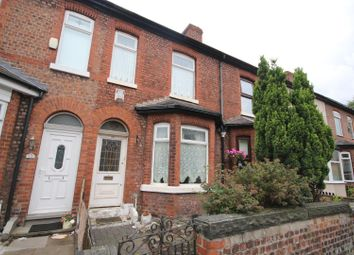 Thumbnail 3 bed terraced house for sale in Alexandra Road, Eccles, Manchester