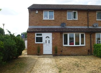 Thumbnail 3 bed end terrace house to rent in Avon Crescent, Bicester