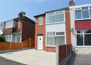 Thumbnail 3 bed semi-detached house to rent in Welbeck Avenue, Oldham