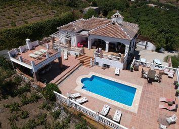 Thumbnail 5 bed detached house for sale in Spain, Málaga, Frigiliana