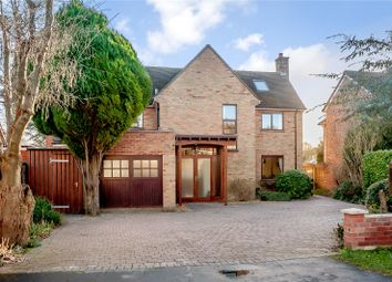 5 bed detached house for sale in Kinnaird Way, Cambridge CB1