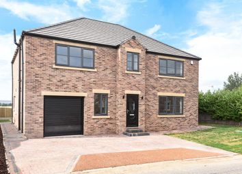 Thumbnail 4 bed detached house for sale in Newland, Selby