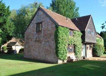 Thumbnail 3 bedroom detached house for sale in Welling Cottage Farm Moorhouse Lane Hallen, Bristol
