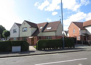 Thumbnail 3 bed semi-detached house for sale in Marlborough Road, Allenton, Derby