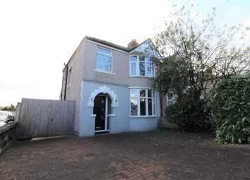 Thumbnail 3 bed semi-detached house to rent in Ingleborough Road, Lancaster