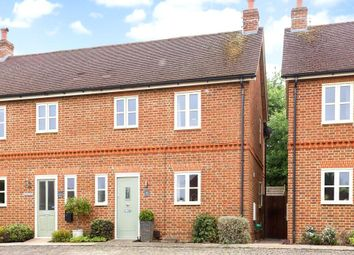 Thumbnail 3 bed semi-detached house for sale in The Street, Old Basing, Basingstoke