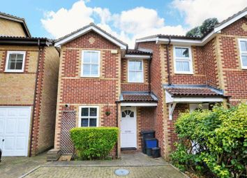 Thumbnail 3 bed semi-detached house for sale in Morris Close, London, London
