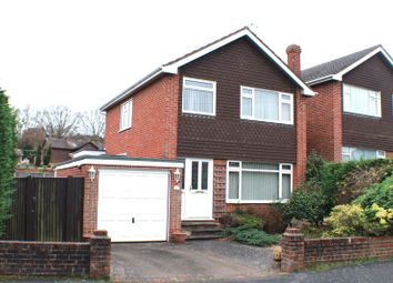 Thumbnail 3 bedroom detached house for sale in Waters Edge, Hedge End, Southampton