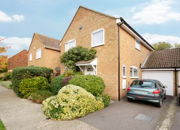 Thumbnail 4 bed detached house for sale in Seven Acres, New Ash Green, Longfield