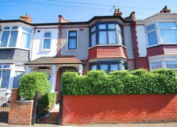Thumbnail 4 bed terraced house for sale in Clayton Avenue, Wembley, Middlesex