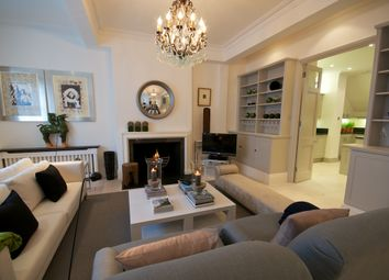 Thumbnail 3 bedroom mews house to rent in Pavilion Road, Knightsbridge, London
