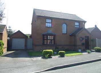 Thumbnail 4 bed detached house for sale in Rothbury Grove, Bingham, Nottingham, Nottinghamshire