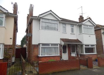 Thumbnail 2 bed semi-detached house to rent in Warwick Road, Clacton-On-Sea