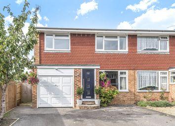 Thumbnail 3 bed semi-detached house for sale in Rowan Drive, Billingshurst, West Sussex