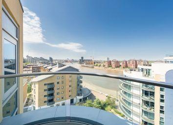 Thumbnail 1 bedroom flat for sale in Bridges Wharf, Battersea