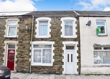 Thumbnail 3 bed terraced house for sale in High Street, Pontycymer, Bridgend.