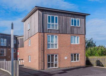 Thumbnail 2 bed flat to rent in Markeden Court, New Ollerton, Newark, Nottinghamshire