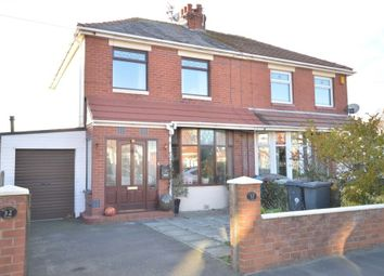 Thumbnail 3 bedroom semi-detached house for sale in Westgate Road, Lytham St. Annes