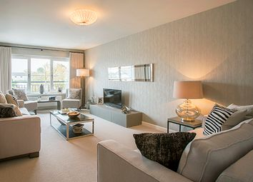 "Thumbnail 2 bed flat for sale in ""The Dewar"" at Highfields, Dunblane"