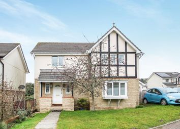 Thumbnail 4 bed detached house for sale in Woodfield Crescent, Ivybridge