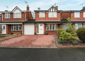 Thumbnail 3 bed link-detached house for sale in Spinney Close, Arley, Coventry, Warwickshire