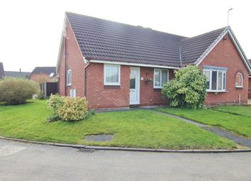 2 bed semi-detached bungalow for sale in Rathmell Close, Culcheth, Warrington WA3