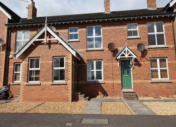 Thumbnail 2 bed terraced house for sale in Glenisland Terrace, Greenisland, Carrickfergus