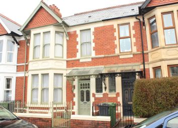 Thumbnail 3 bed terraced house for sale in Laytonia Avenue, Cardiff